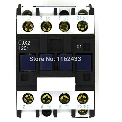 CJX2-1201 12A AC 36V 3P NC contactor CJX2-12 LC1-D12 Series 36VAC AC contactor