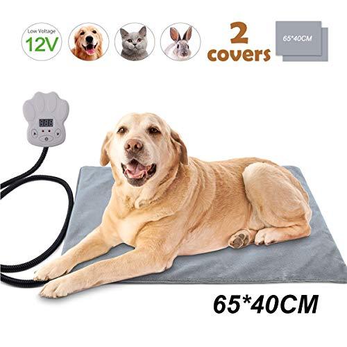 BACKTURE Manta Eléctrica para Perros y Gatos