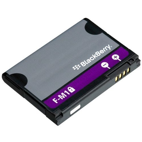 Genuine BlackBerry F-M1 FM1 BAT-24387-004 Battery for BlackBerry Pearl 3G 9100 9105 9670 Style