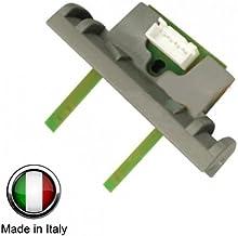 Sensor de flujo de aire debímetro Micronova para estufa de pellets - Compatible con estufas Nórdica Extraflame Dalzotto ECOTECK LAMINOX LA NORDICA EXTRAFLAME RAVELLI RDS