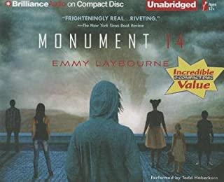[ MONUMENT 14 (MONUMENT 14) ] By Laybourne, Emmy ( Author) 2013 [ Compact Disc ]