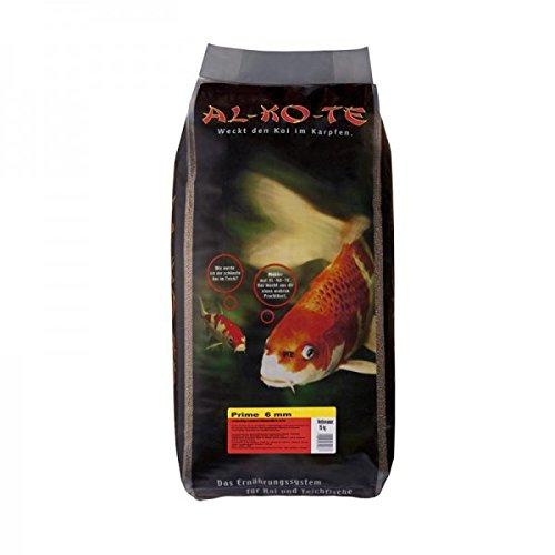 Allco AL-KO-TE Fisch Futter Prime 6 mm 13,5 kg