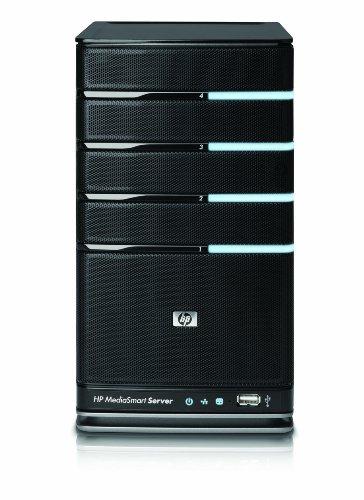 HP EX495 1.5 TB MediaSmart Home Server (Black)
