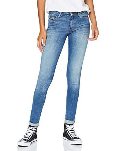Guess Ultra Curve Jeans, BLU, 43492 para Mujer