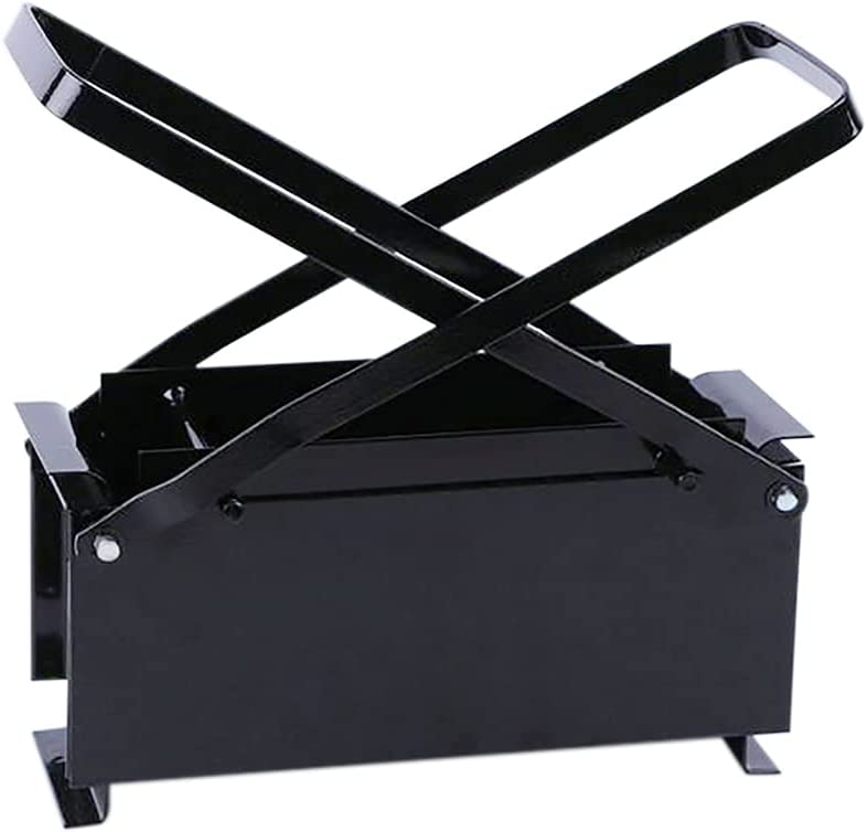 Black Iron Sale special price Paper Log Briquette an Environmentally At the price Maker Friendly