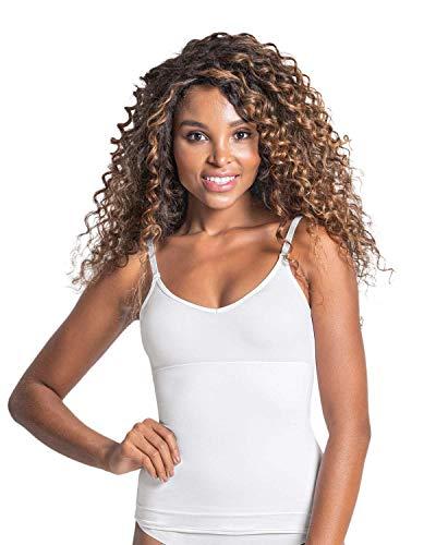 Leonisa Camiseta Control Blanco S