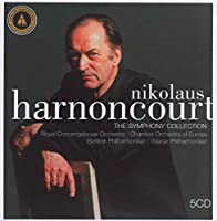 Nikolaus Harnoncourt: the Symphony Collection