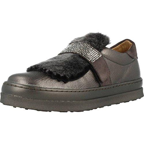 Zapatillas para niña, Color Gold, Marca UNISA, Modelo Zapatillas para Niña UNISA Fun MD Gold