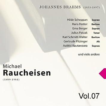 Michael Raucheisen Vol. 7
