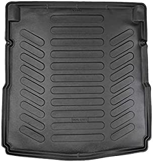 Cargo Liner Rear Cargo Tray Trunk Floor Mat Waterproof Protector for Audi A6 Sedan 2011-2014