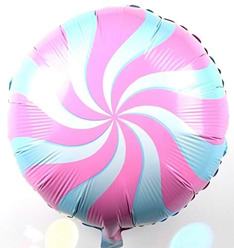 SauParty Zucker Bonbon Helium Folienballons Geburtstag Baby Geburt Geschenk Balloon