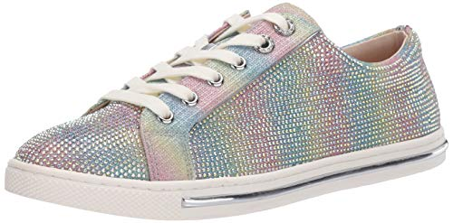 Badgley Mischka Women's Jubilee II Sneaker, Rainbow, 11 M US