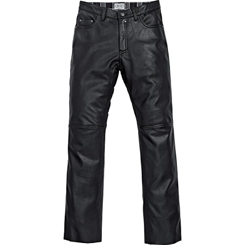 Spirit Motors motor jeans motorbroek motorjeans Klassieke leren broek 1.0, mannen, Chopper/Cruiser, zomer, leer