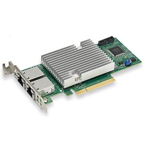Supermicro AOC-STG-b2T Dual Broadcom BCM57416 10GbE RJ45 Network Adapter