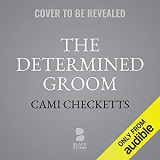 The Determined Groom audiobook cover art