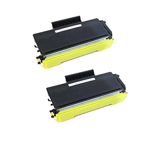 2cartucce compatibili ECS nere, toner laser per sostituire TN3170 TN3280 TN3290per stampanti Brother HL-5250DN, HL-5240L, HL-5270DN, HL-5280DW, HL-3150,HL-5250DNHY, HL-5270DN2LT, HL-5200,HL-3145