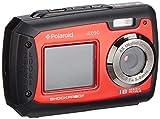 Polaroid IE090 Appareils Photo Numérique Waterproof 18 Mpix Rouge