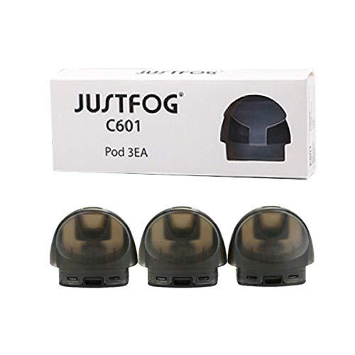 Justfog C601 POD (3 in un pacchetto) resistenze ORIGINALI Senza Nicotina