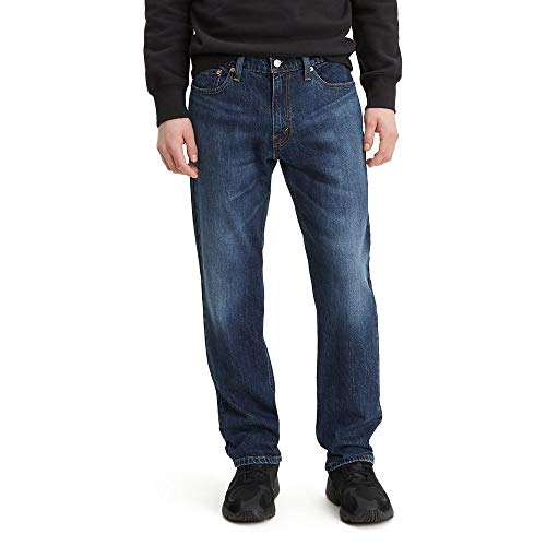 Levi's Herren 541 Athletic Fit Jeans, Pauper Dark - Stretch, 38W / 30L