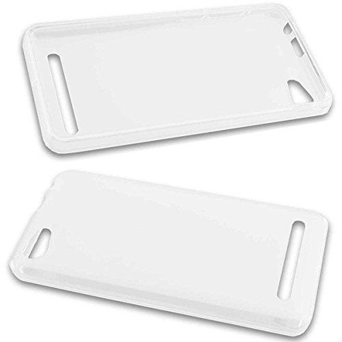 caseroxx TPU-Hülle für Archos 45d Platinum, Handy Hülle Tasche (TPU-Hülle in transparent)