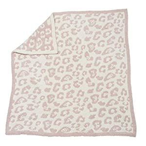 Barefoot Dreams Cozychic Barefoot in the Wild Baby Blanket 30″x32″