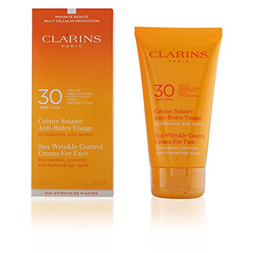 Clarins Sun Faltenkontrolle Creme 75 ml SPF30