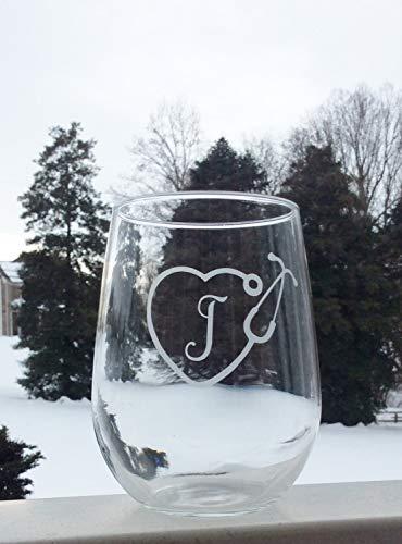 Copas de vino personalizadas para lactancia