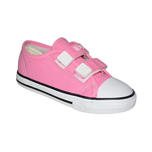 Tênis All Star Converse Baby Infantil Rosa 25