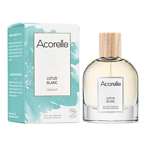 Acorelle Eau de Parfum Bio 50 ml (Ecocert), Lotus Bambou