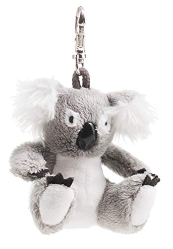Schaffer Knuddel mich!- Anhänger Koala Peluche, Color Gris/Blanco (Rudolf Schaffer Collection 251)