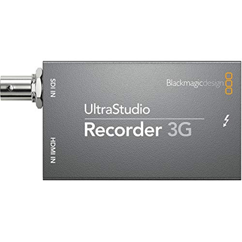 Blackmagic Design Ultrastudio Recorder 3G Marca Blackmagic Design