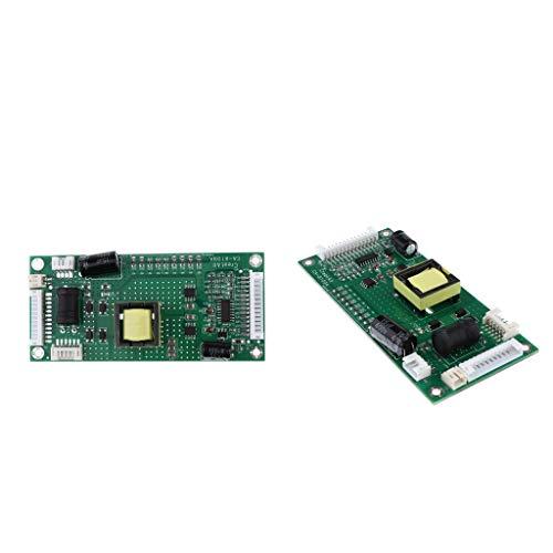 MagiDeal 2X CA-6109 LED Inversor De Corriente Constante 65'Tarjeta De Fuente De Alimentación para TV LED