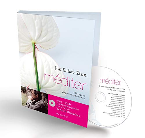 Méditer : 108 leçons de pleine conscience (MP3 CD...