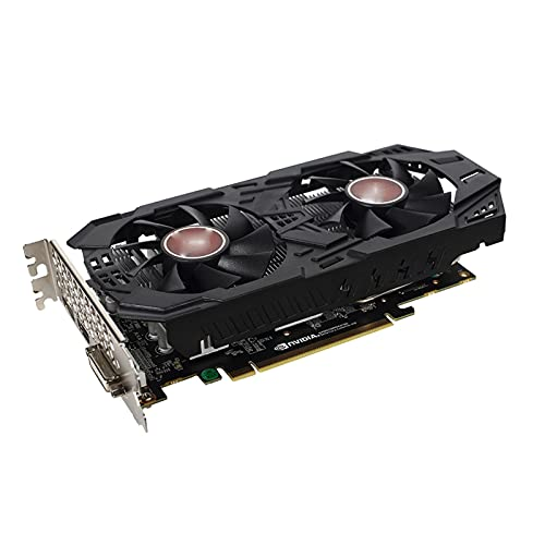 MPGIO Scheda Video Fit for VEINEDA Scheda Grafica GPU Originale GTX 1060 3GB 192Bit GDDR5 per Giochi Nvidia Geforce più Forte di GTX 1050Ti