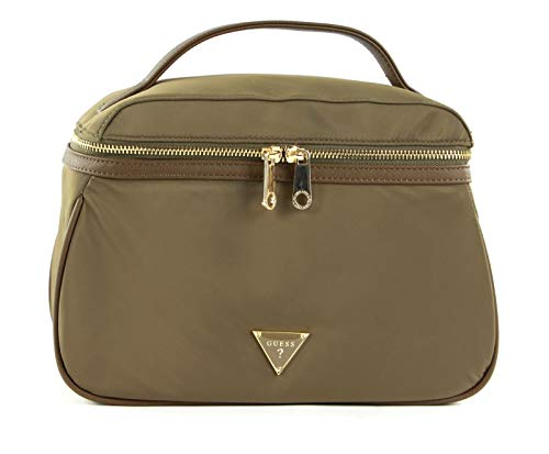 Guess Did I Say 90s? Large Beauty Bag Military