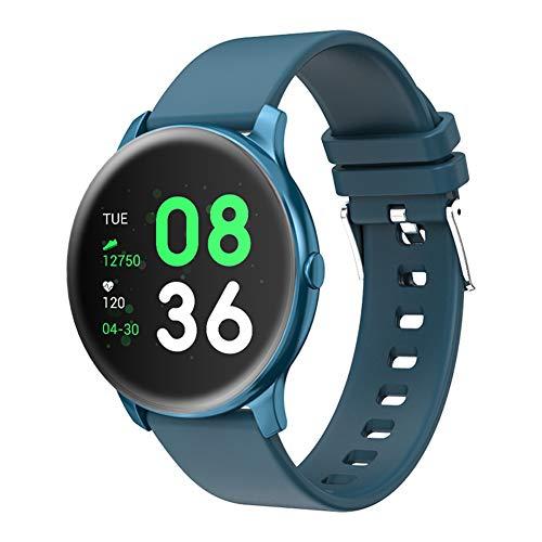 SMARTWEAR Smart Watch Mit Herzfrequenzmesser,Frauen/Männer Fitness-Armband Sport Armband Uhr,Facebook/Twitter-Nachricht-Uhr Für Kinder-b