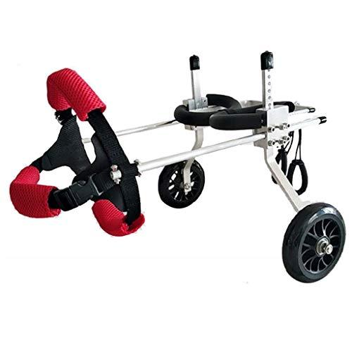 AMITD - Silla de ruedas ajustable para perros
