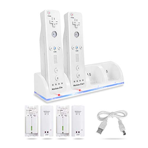 4-in-1 Charging Station for Wii&...