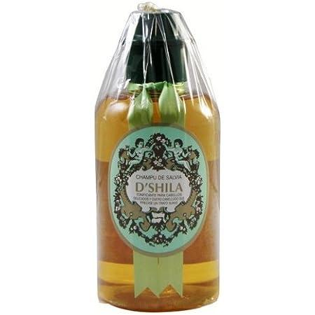 Champú de Bardana (Estimulador) 300 ml de DShila: Amazon.es ...