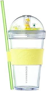 海外 Starbucks Spring garden bearista coldcup 473ml スターバックス春 フィギュアコールドカップ スタバコールドカップ スタバさくら2019 [海外直送品]