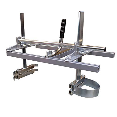 Mobiles Sägewerk Holz Motorsäge für 35cm bis 91cm Kettensäge