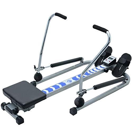 Best Prices! Rowing Machine Multifunctional Body Glider Rowing Machine Indoor Home Exercise Equipmen...