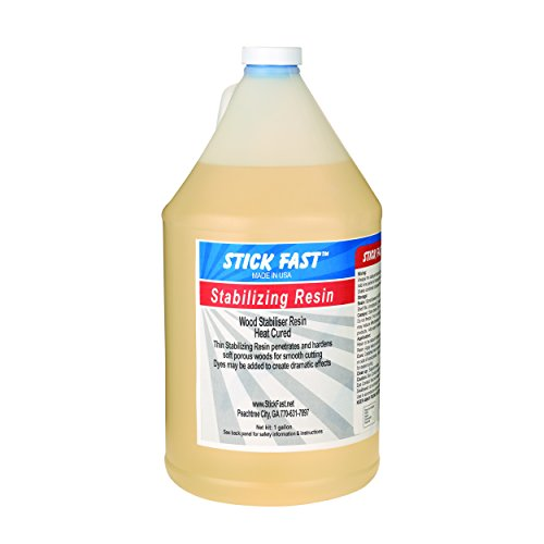 Stick Fast T1176 - Stabilizing Resin and Catalyst, 1 gallon