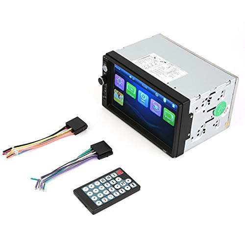 CNluca Best 7 Inch 2Din 1080P Touch Screen Car Monitor FM Car Radio Player MP4/MP5 Player USB Car Electronics