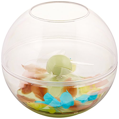 Petlinks Electronic Motion Cat Toys, Flitter Fly, Multicolor, 7.0 x 7.0 x 6.25 inches (49519)