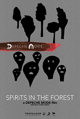 printdesign Spirits In The Forest Depeche Mode - Movie Poster Wall Decor Cartel de la película - 45 X 70 cm