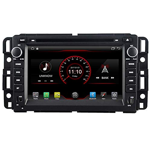 Android 10 Car DVD Player Radio Head Unit GPS Navi STEREO PARA GMC YUKON 2007-2014 GMC Acadia 2007-2012 Chevrolet Tahoe 2007-2014 Buick Enclave 2008-2012 Chevrolet Suburban 2007-2014