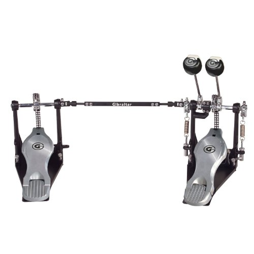 Gibraltar 6711DB Dual Chain Double CAM Drive Double Bass Drum Pedal