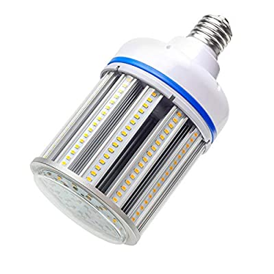 120W LED Corn cob Light Bulb,Large Mogul Base E39 LED Bulb,5000K AC110-277V,LED Replacement 600W Metal Halide HID HPS for steet Area Warehouse Parking lot High Bay Canopy shoebox Fixture
