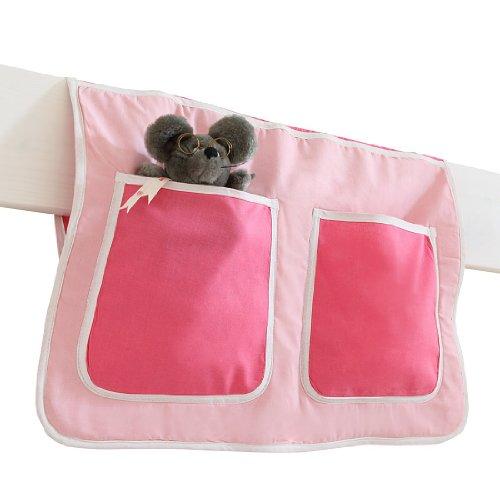 Ticaa Bett-Tasche für Hoch- und Etagenbetten
